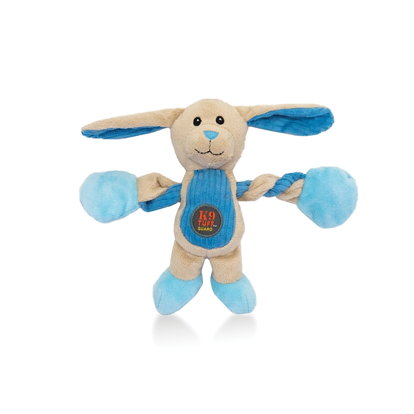 Baby Farm Pulleez™ Plush Bunny Dog Toy
