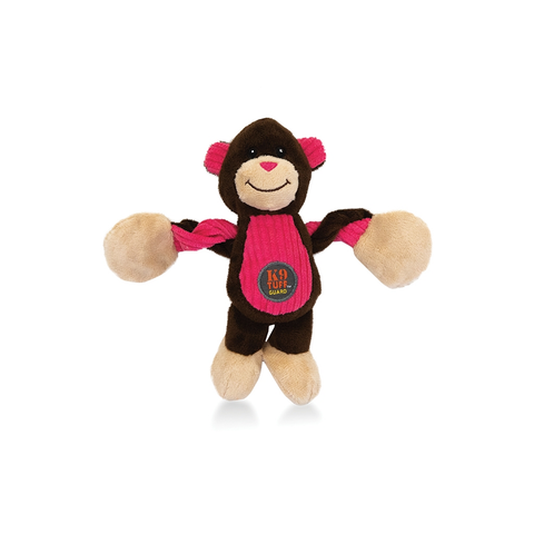 Pulleez™ Plush Monkey Dog Toy