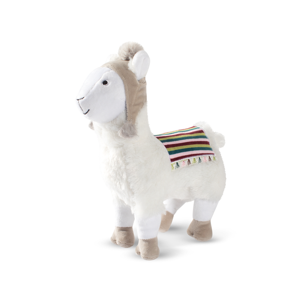 Lana the Llama Plush Dog Toy
