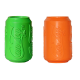 Soda Pup Rubber Can Dog Toy