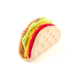 Taco Tuesday Plush Dog Toy