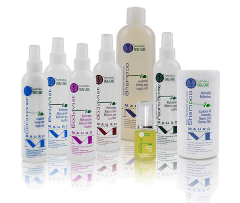 Mauro Essential Elements Product Line