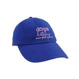 Baseball Hat - Dogs Make Me Happy