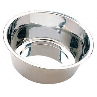 Stainless Steel 2-Quart Dog Bowl