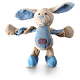 Farm Pulleez™ Plush Bunny Dog Toy