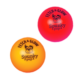 Fetch and Glow Ball 2pk - Small Org/Rd