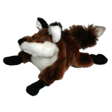 Frankie the Fox Plush Dog Toy
