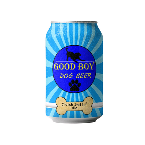 Good Boy Dog Beer - Ale