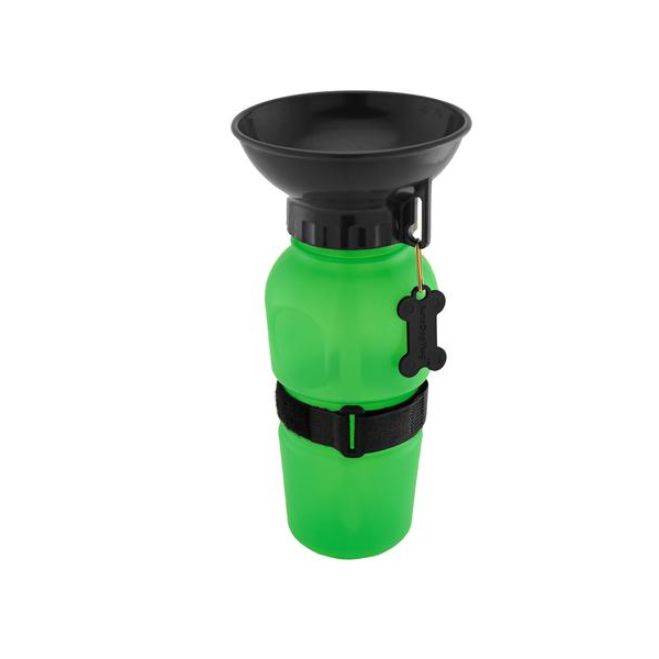 AutoDogMug® Travel Dog Bowl - Green