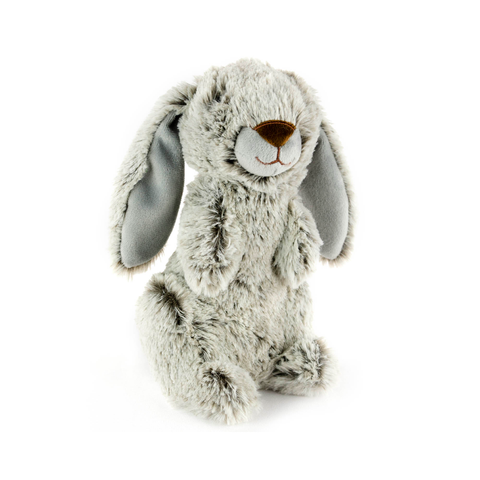 Standing Rabbit Plush Dog Toy