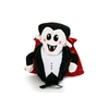 Hatchable Halloween Dracula Plush Dog Toy