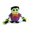 Hatchable Halloween Frank Plush Dog Toy