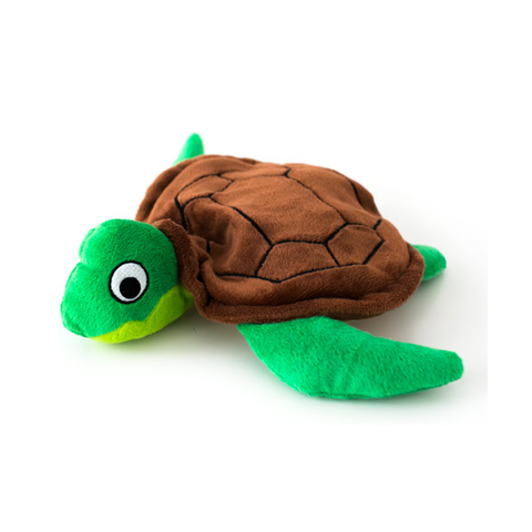 Hatchable Turtle Egg Plush Dog Toy