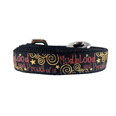 Harry Potter Mud Blood Dog Leash