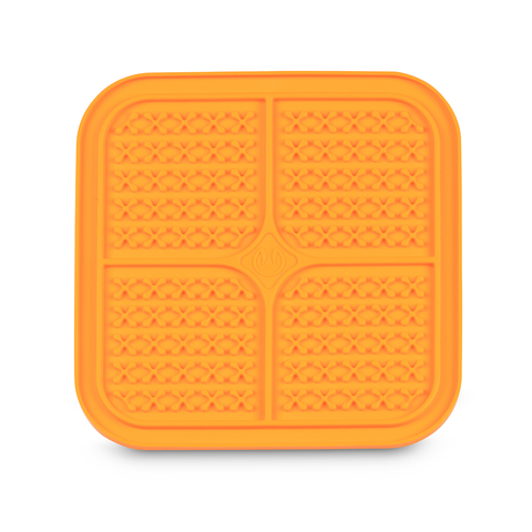 IQ Treat Mats™ Indulge - Orange