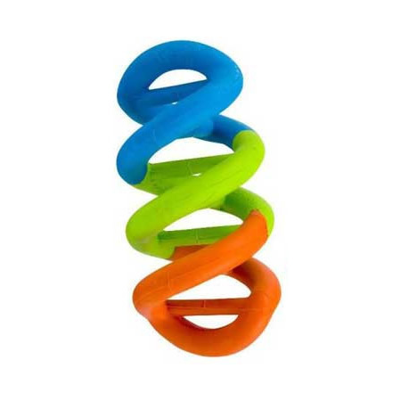 Small Dog DNA Rubber Dog Toy