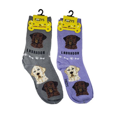 Labrador Women's Crew Socks