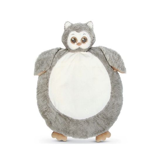 Lil' Owlie Plush Dog Bed