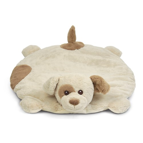 Lil' Spot Puppy Plush Dog Bed