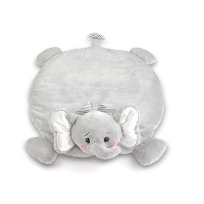 Lil' Spout Elephant Plush Dog Bed
