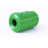 Soda Pup Rubber Can Dog Toy - green bottom