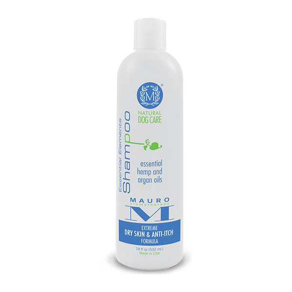 Mauro Essential Elements Dry Skin Dog Shampoo