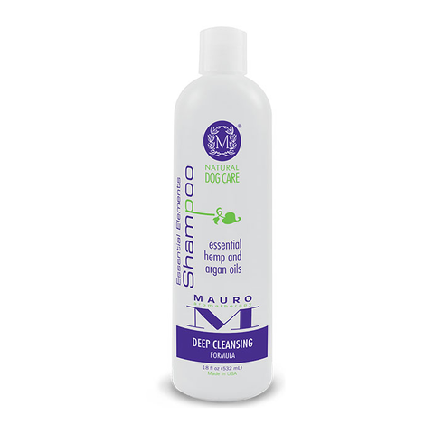 Mauro Essential Elements Deep Cleansing Dog Shampoo