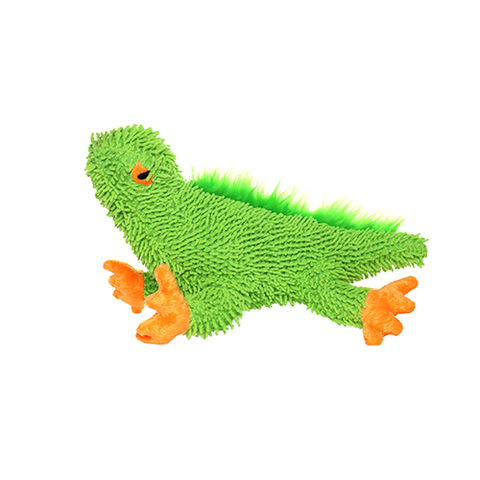 Mighty Jr. Microfiber Lizard Dog Toy
