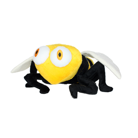 Mighty Jr. Bumblebee Dog Toy