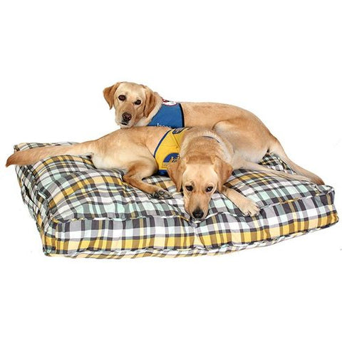 Northwestern Style Refillable Dog Bed - Huge