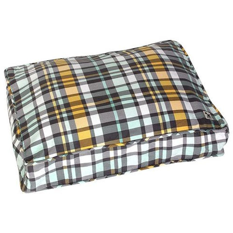 Northwestern Style Refillable Dog Bed - Filled
