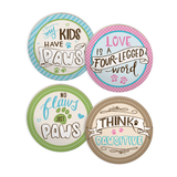 Pawsitive Home Coaster Set