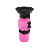 AutoDogMug® Travel Dog Bowl - Pink