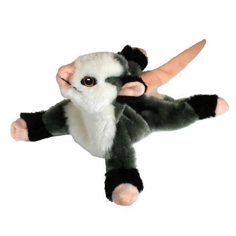 Polly the Possum Plush Dog Toy