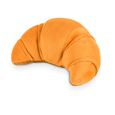 Pup Pastry Croissant Plush Dog Toy