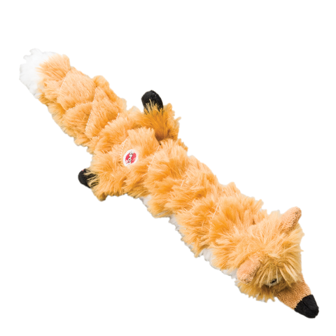Skinneeez Extreme Quilted Fox Dog Toy