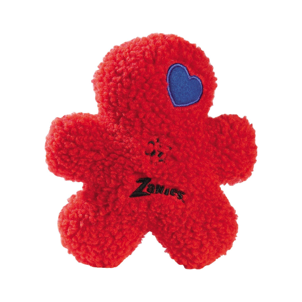 Red Zanies Love Dog Toy