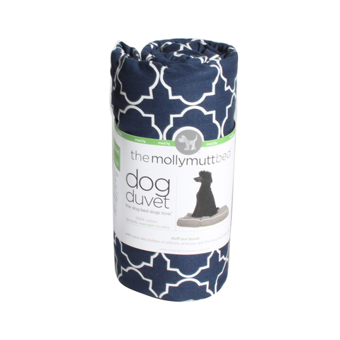 Romeo and Juliet Refillable Dog Bed - Pre-Filled