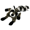 Roxy the Raccoon Plush Dog Toy
