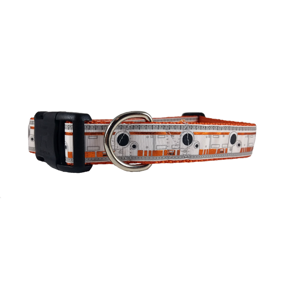 Star Wars BB8 Dog Collar