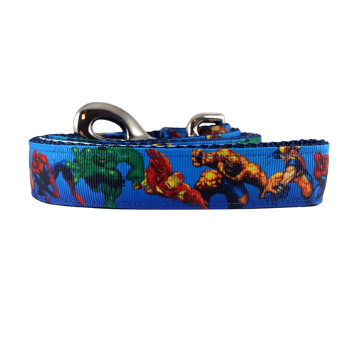 Super Heroes Dog Leash