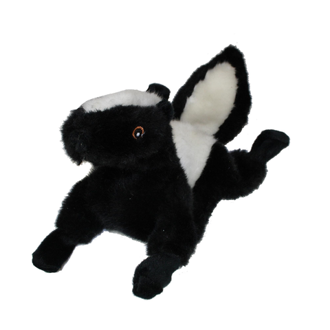 Suzie the Skunk Plush Dog Toy