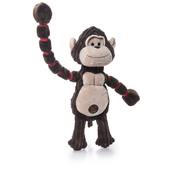 Thunda Tuggas™ Plush Gorilla Dog Toy