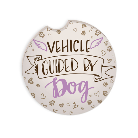 Car Coaster - Vehicle Guided by Dog