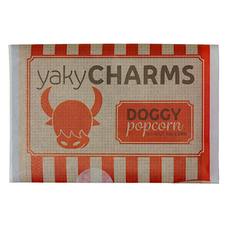 Yaky Charms Dog Popcorn Treat