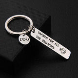 Funny keychain for couples - Perfect Gift