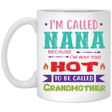 im called nana