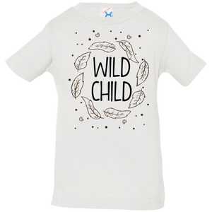 Wild Child Infant Jersey T-Shirt