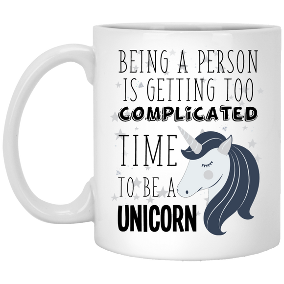 'Being A Person Is Getting Too Complicated, Time To Be A Unicorn