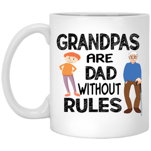 grandpas are dad without rules